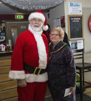 Thame's Senior Citizens' Christmas Tea