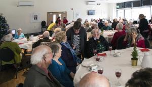 Thame Senior Citizens Christmas Tea Party 2017