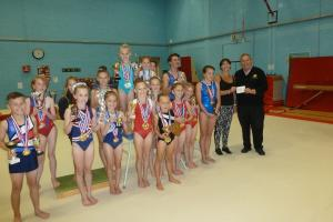 Supporting the South Devon School of Gymnastics