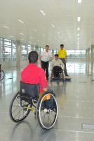 Photos - Wheelchair Training Course, Feb' 2011