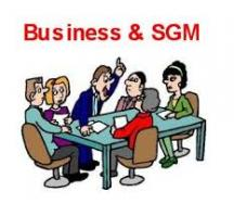 SGM & Business meeting