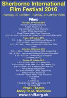 Immerse yourself in 4 days of international film in Sherborne
