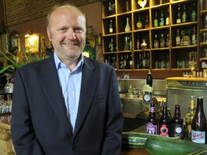 Lunchtime Meeting - 12.45pm - Speaker Shane Parr, Director and Owner of Stonehouse Brewery