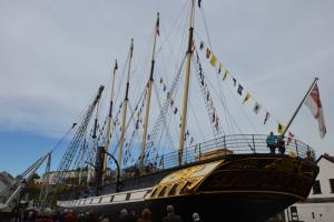 Club Charter Celebrations -- SS Great Britain