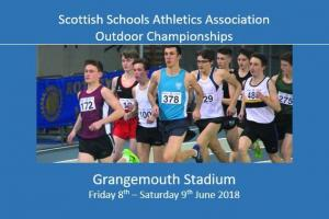 Scottish Schools Athletics Association Outdoor Championships