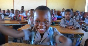 Swaziland School's Project pupil. A smiling welcome to 2020.  SSP news and Allander support in this month's Newsletter