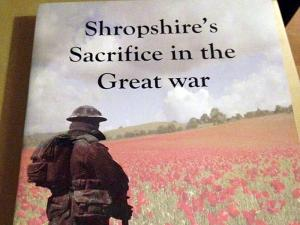 Lunchtime Meeting - 12.45pm - Speaker Shropshire's Sacrifice