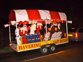 Christmas Float 2014