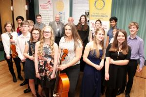 Swindon Young Musicians Competition - 10th March 2019