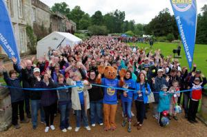 Stars Appeal Walk For Wards July 7