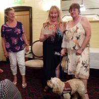 Meeting with Hearing Dogs