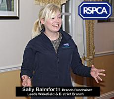 The activities of the Local RSPCA by Sally Balmforth