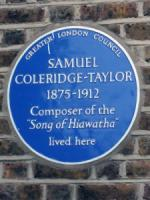 The Samuel Coleridge-Taylor  Society