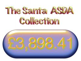 Santa Sleigh Collection 7