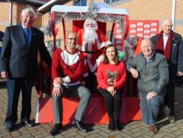 Sun FM Toy Appeal launch