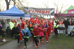 Doncaster Santa Dash - Our Annual Christmas Event