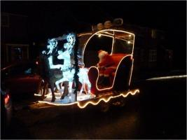 Rotary Christmas Float.   3 - 20 DECEMBER