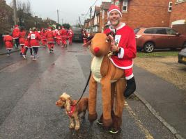 The Famous Rotary Marlow Santa Fun Run  - Coming on 2nd December 2018