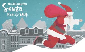 Northampton Santa Run