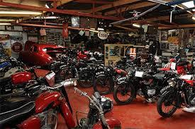 Club Meeting: Visit to Scaleby Motor Cycle Museum