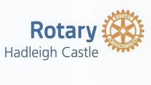WHY NOT JOIN THE TEAM AT HADLEIGH CASTLE  ROTARY?