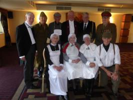 Social Evening to Mark the 100th Anniversary of the British Declaration of war for WW1