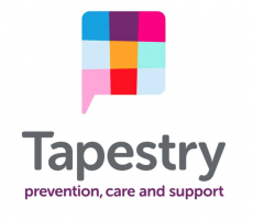 Speaker meeting Mr Tony Bloomfield Subject:Tapestry, Prevention, Care & Support