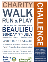 Beaulieu Walk 2019