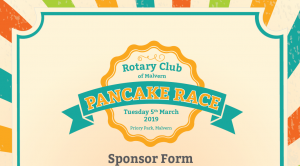 Pancake Race 5th March 2019
