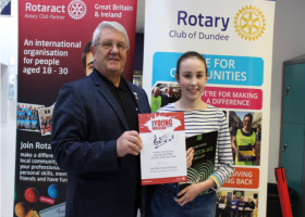 Rotary Forres Newsletter March 2018