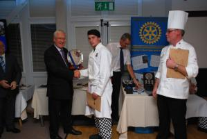 Rotary Young Chef 2011 (22 November 2012)