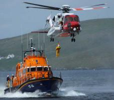 VISIT TO NEWQUAY SEARCH & RESCUE UNIT