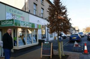 Help to Provide Trees for Stonehouse High Street.