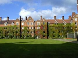 Mar 2013 Club 47th Charter Dinner - Selwyn College 7.00 for 7.30, Prof Peter Wadhams