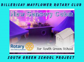 South Green School Sensory Rooms Project