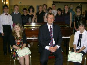 Swindon Young Musician of the Year 2011