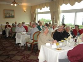 SENIORS OUT LUNCH HOSTED BY COWES ROTARY