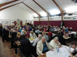 £600 raised by Charity Quiz