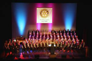 Treorchy Male Choir Charity Concert