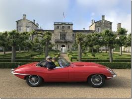 Charity Car Meet & Breakfast at Wilton House May 12