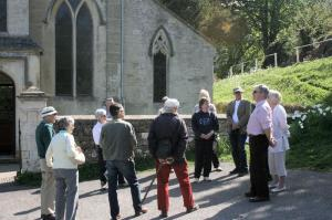 Guided walk in Sheepscombe (11am @ Village Hall)