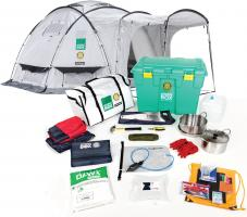 Shelterboxes Go Worldwide