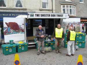 ShelterBox roadshow
