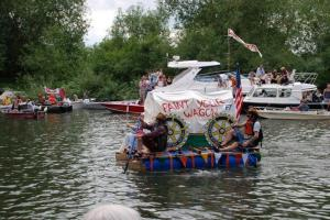 Shepperton Fete and Raft Race