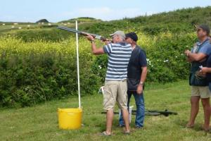 Clay Pidgeon Shoot (28 June 2014)