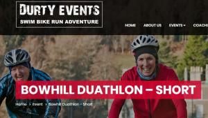 Bowhill Duathlon – Short - Pictures added