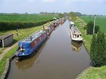Graham Dodd speaking on be 'A glimpse of life on the Shropshire Union Canal'.