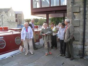 Canal Cruise at Skipton