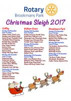 Christmas Sleigh Collections