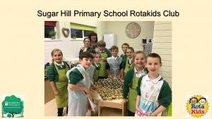 Sugar Hill Primary School Rotakids Club